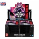 Transformers TCG - War for Cybertron Siege 2 Booster Display (30 Packs) - EN C76460000