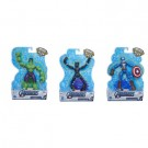 Avengers Bend & Flex Assortment Figures (8) E73775L00