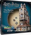 Harry Potter: The Burrow - The Weasley's Family Home (415pc) /Toys