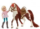 Spirit Small Doll & Classic Horse- Abigail and Boomerang /Toys