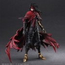 FINAL FANTASY VII DIRGE OF CERBERUS PLAY ARTS KAI - VINCENT XFF72ZZZ11