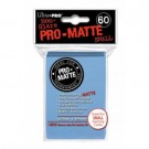 UP - Small Sleeves - Pro-Matte - Light Blue (60 Sleeves) 84270