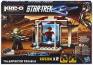 KRE-O STAR TREK TRANSPORTER TROUBLE A3140