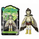 Funko Action Figures Rick & Morty TV-Series - Bird Person Poseable Figure 12cm FK12928
