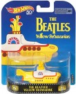 Hot Wheels - The Beatles Yellow Submarine/Toys