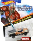 Hot Wheels Marvel Character Cars - Drax The Destroyer