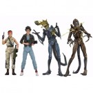 Aliens Series 12 Deluxe Action Figures 18-23cm Assortment (14) NECA51636