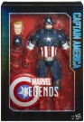 MARVEL LEGENDS SERIES 12-INCH CAPTAIN AMERICA B7433