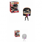 Funko POP! Disney: Incredibles 2 - Violet Vinyl Figure 10cm Assortment (5+1 chase figure) FK29201case
