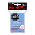UP - Small Sleeves - Non-Glare - Clear Pro Matte (60 Sleeves) 84491