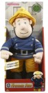 Fireman Sam talking Plush 12 inch - Toy