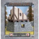 Battlefield In A Box - Wartorn Village - Small Ruin BB574