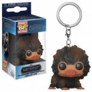 Funko POP! Keychain: Fantastic Beasts 2 - Baby Niffler (Brown Multi) Vinyl Figure 4cm FK32769