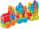 Mega Bloks - ABC Learning Train /Toys
