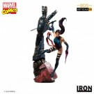 Marvel Comics - Psylocke BDS Art Scale 1/10 MARCAS28420-10