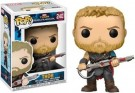 (D) Funko - Pop Bobble Marvel Thor Ragnarok Thor (Damage Packaging)/Toys