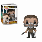 Funko POP! Mad Max: Fury Road - Max w/Cage Mask Vinyl Figure 10cm Limited FK28036