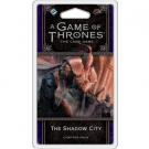 Galda spēle FFG - A Game of Thrones LCG 2nd Edition: The Shadow City - EN FFGGT31