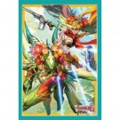 "Bushiroad Sleeve Collection Mini - Vol.301 Cardfight!! Vanguard G Midsummer's Flower Otobe Ritter"" (70 Sleeves)"""