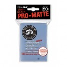 UP - Standard Sleeves - Non-Glare - Clear Pro Matte (50 Sleeves) 84490