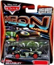 Cars - Neon Die Cast Nigel Gearsley - Toy
