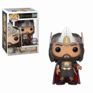 Funko POP! LOTR/Hobbit - King Aragorn Vinyl Figure 10cm Limited FK27369