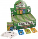 FOOTBALL MINI PLAYING CARDS S51009