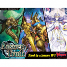 Cardfight!! Vanguard V - The Answer of Truth Extra Booster Display (12 Packs) - EN VGE-V-EB04-EN