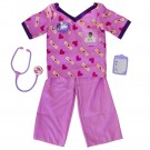 Doc McStuffins - Doctors Scrub Role play set (discontinued) (New, DAMAGED PACKAGING)