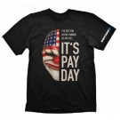 Payday 2 T-Shirt - Dallas Mask - Size L GE1727L