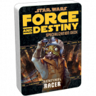FFG - Star Wars RPG: Force and Destiny - Racer Specialization Deck - EN FFGuSWF31