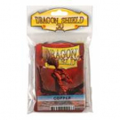 Dragon Shield Standard Sleeves - Copper (50 Sleeves) 10216