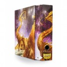 Dragon Shield Slipcase Binder - 'Glist' Gold 33506