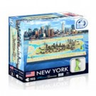 4D Cityscape - New York City Mini Puzzle 70000