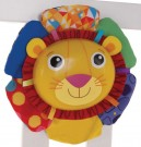 LAMAZE LOGAN THE LION CRIB SOOTHER LC27159
