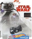 Hot Wheels - Star Wars The Last Jedi BB-9E /Toys