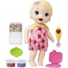 Baby Alive Snacking Lily Blonde Hair /Toys