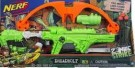 (D) NERF - Zombie Strike Dreadbolt (DAMAGED PACKAGING) /Toys