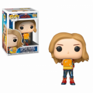 Funko POP! Captain Marvel - Captain Marvel w/Lunch Box Vinyl Figure 10cm FK37685