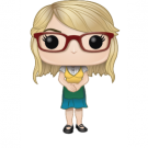 Funko POP! Big Bang Theory S2 - Bernadette Vinyl Figure 10cm FK38585