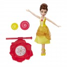Disney Princess Fashion Doll Dancing Doodle Belle