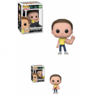 Funko POP! Rick and Morty - Sentinent Arm Morty Vinyl Figure 10cm Assortment (5+1 chase figure) FK28451case