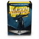 Dragon Shield Standard Sleeves - Matte Jet (100 Sleeves) 11024
