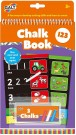 Galt Toys Chalk 123, Counting Book for Children /Toys