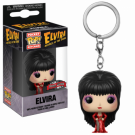 Funko POP! Keychain: Horror - Elvira (Red Dress) Vinyl Figure 4cm FK34701