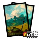 Blackfire Sleeves - Standard Double-Matte - Svetlin Velinov - Plains (50 Sleeves) by LEGION BF02382