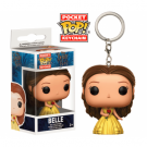 Funko Pocket POP! Keychain - Beauty and the Beast Live Action - Belle (4cm) FK12396