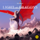 Galda spēle DiceWar Light of the Dragons - EN/DE 180102