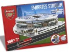 3D Stadium Puzzles - Arsenal The Emirates