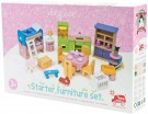 Le Toy Van - Starter Furniture Set - DHouse Wood Access Set